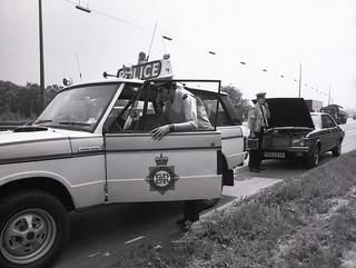 On the Motorway in 1978