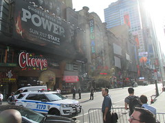 Suitcase Bomb Scare on 42nd Street 2016 NYC 5660 (Brechtbug) Tags: suitcase bomb scare 42nd street west st between 7th 8th avenues midtown manhattan police descended area following reports suspicious package which turned out be small rolling roped off front mcdonalds about 845 am while they investigated nyc 2016 new york city 09212016 false alarm fake bombs