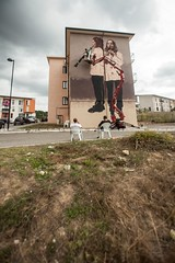 BAGOUT16_ph_antoniosena151 (.A+) Tags: street art lioni bagout antoniosena sena murales murals murele graffiti writers arte strada
