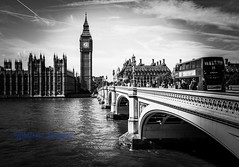Busy Westminster London. (Albatross Imagery) Tags: photo thames nikonphotography beautiful england uk instagram flickr parliament photographer photography landscape sigma nikon city cityscape bigben westminsterbridge westminster london