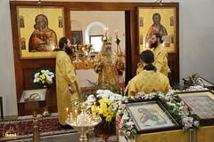 55. Church service in Svyatogorsk / Богослужение в храме г.Святогорска 09.10.2016