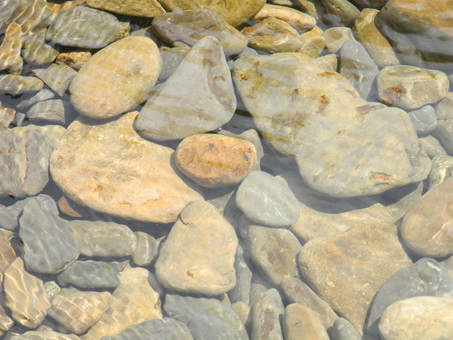 Pebbles in the Water  (by Queenie)
