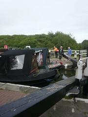 Gran Union Canal - Fenny Stratford (DarloRich2009) Tags: boats miltonkeynes lock mk grandunioncanal georgina bletchley narrowboats canalboats fennystratford fennylock fennystratfordlock