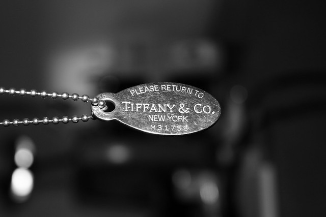 Day 293 - Please Return to Tiffany