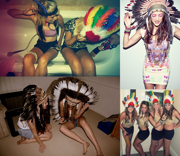 Go ahead and continue sexualizing American Indian and First Nations Women photo 3