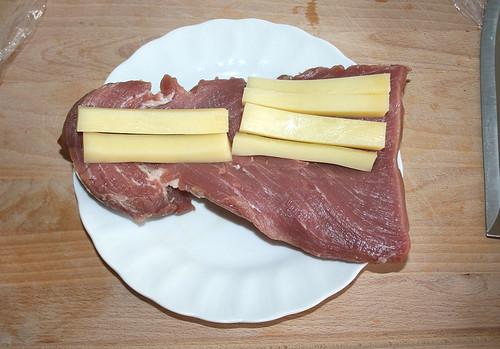 11 - Mit Käse füllen