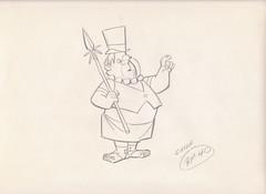 Hanna Barbera ABBOTT & COSTELLO Animation Drawing 67 (Nemo Academy) Tags: original hanna drawing abbott costello barbera