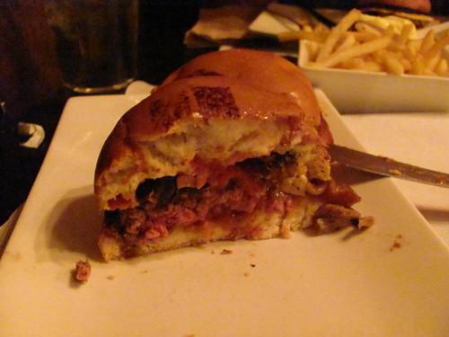 Umami Manly Burger