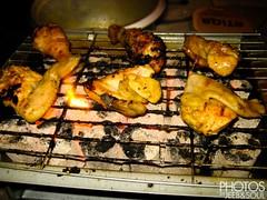 BBQ dinner @ Home