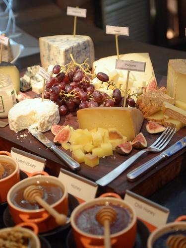 Cheese & Honey