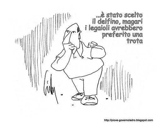 Delfino o Trota? by Livio Bonino