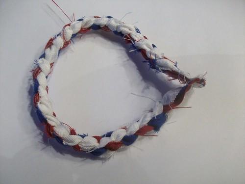 Patriotic Round Bracelet