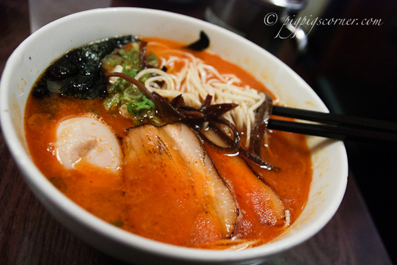 Hide-Chan, New York - Hakata Spicy Ramen