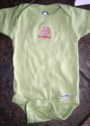 The first onesie