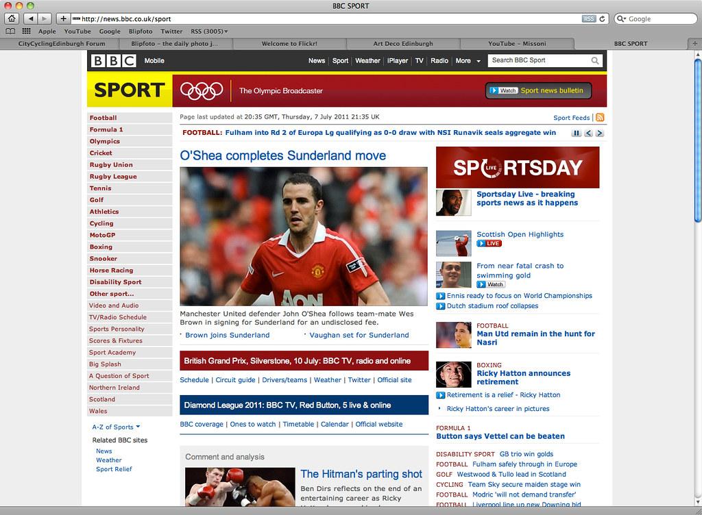 BBC Sport - Cyclephobic