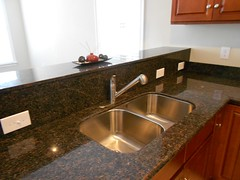 Stainless undermount sink (NONDC) Tags: nsp nsp2 revitalization comprehensivecommunitydevelopment neworleansredevelopmentauthority makeitrightsolar colmexconstruction