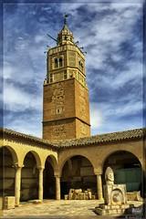 grande mosque deTestour - TUNISIE .... Great Mosque of Testour - TUNISIA (Rached MILADI - ) Tags: voyage lumix photo photographie tunisia minaret panasonic tunisie tourisme mosque rached fz150 miladi testour panasoniclumixfz150 rachedmiladiphotographie