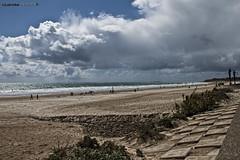 Cadiz 45 - Novo Sancti Petri (Enrique Gandia) Tags: ocean espaa kite beach water canon spain agua s