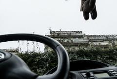 Alzi lo sguardo, piove. (Pompilio Valerio) Tags: blur car rain speed movimento pioggia macchina velocit pescara montesilvano