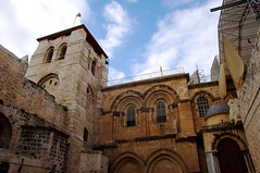 Church of the Holy Sepulchre (tttske_C) Tags: israel jerusalem churchoftheholysepulchre oldcity christianquarter