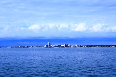 Clear Blue (flutterbye216) Tags: sky water clouds canon florida clearwater challengeclubchampion