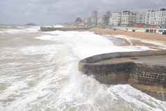 Brighton_Beach_0022 (Peter-Williams) Tags: uk sea beach sussex pier seaside brighton wave seafront groyne