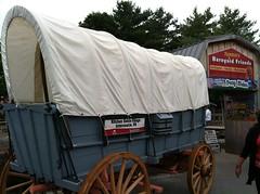 Intercourse, Pennsylvania (kahunapulej) Tags: wagon pennsylvania pa covered intercourse connestoga kahunapulej kahunapule