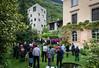 """150 anni di Villa Garbald<br /><span style=""""font-size:0.8em;"""">Castasegna, 10 maggio 2014 / Foto: Marc van Swoll</span>"""
