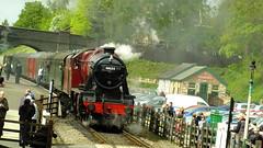 S0936252 (John W. Davies) Tags: 1 pacific mark leicester steam 29 777 gala gnr loughborough locomotives class3 2