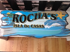 "Custom Beach House Sign <a style=""margin-left:10px; font-size:0.8em;"" href=""http://www.flickr.com/photos/69723857@N07/14229267386/"" target=""_blank"">@flickr</a>"