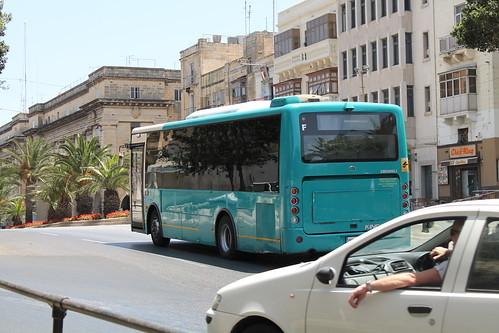 Buses Malta