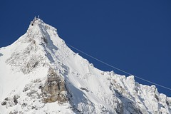 Sonnblickobservatorium von Kolm Saigurn (bergfroosch) Tags: rauris sonnblick kolmsaigurn wetterwarte sonnblickobservatorium bergratz bergfroosch