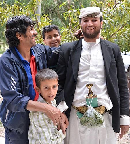 Very Friendly People, Yemen
