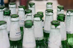 Empty bottles... (Syahrel Azha Hashim) Tags: china street travel light detail colors 50mm prime nikon colorful dof bottles beers drink guilin getaway empty chinese streetphotography naturallight handheld local shallow thirst highaltitude selectivefocus quench disposed d300s syahrel