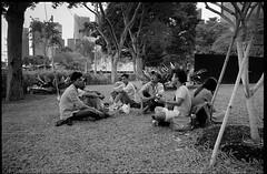 A nice sunday afternoon (waex99) Tags: 2016 august leica singapore summaron summicron summilux burmese film m4 man worker kodak tmax 100iso ruby epson v500 street