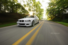 The E46 (Neil1138) Tags: shot automotive rig bmw rolling e46 e28
