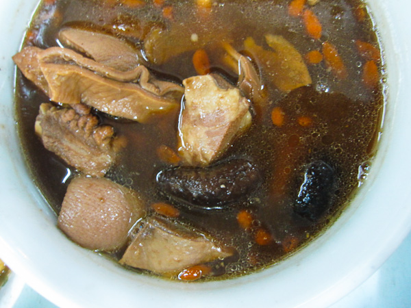Double Boiled Bak Kut Teh With Extra Herbs