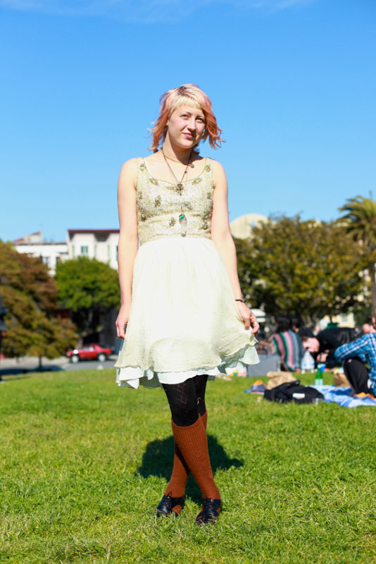 sparkle san francisco street fashion style