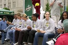 seattle basketball women athletes wnba seattlestorm 2000s suebird seattlemunicipalarchives