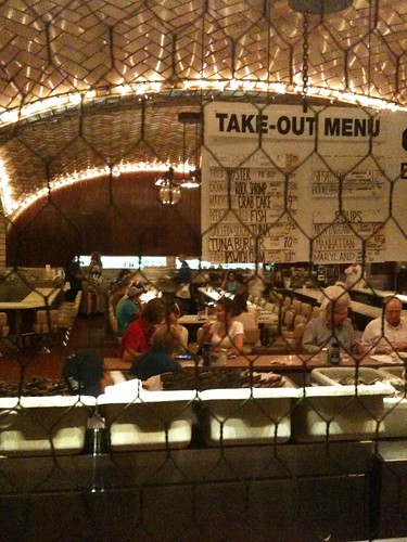 The Oyster Bar, from Grand Central Station