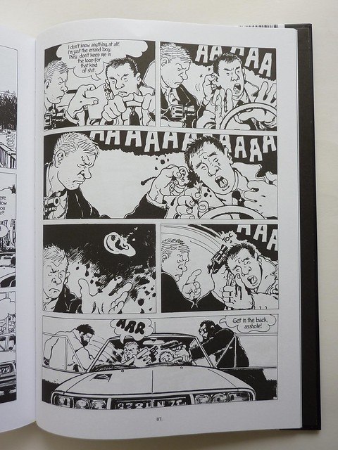 Like a Sniper Lining Up His Shot by Jacques Tardi & Jean-Patrick Manchette - page