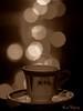 Have a Cup of steaming cofee....... (aroon_kalandy) Tags: light india cup beautiful beauty creativity lights asia artistic bokeh awesome kerala greatshot impressions concept lovely majestic calicut kozhikode topshots beautifulshot anawesomeshot sonydslra200 aroonkalandy 121clicks