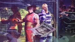 SFXT Guy and Cody Prologue (SolidSmax) Tags: guy cody streetfighter streetfighterxtekken