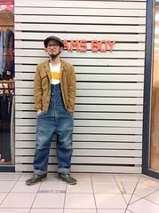 BEAMS BOY UMEDA (BEAMS STYLE's Photostream) Tags: mens 関西 梅田 ビームスボーイ ビームスボーイ梅田
