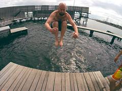 Jumps p sneglen (magnifik) Tags: hero kbenhavn amb amager badning gopro christianmuus sneglen