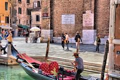 Campo dei Frari (Sophai900) Tags: venezia venice italia