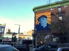 Biggie Smalls Mural in Brooklyn (Fuyuhiko) Tags: biggie smalls mural brooklyn   new york ny    us