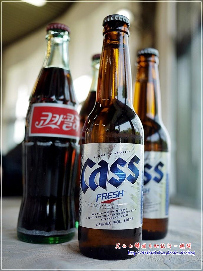 74 我就是愛喝韓國啤酒怎樣