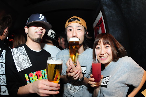 X-LARGE nagoya Opening Party