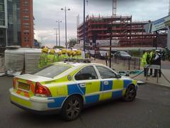 West Midlands Police Battenberg Volvo S60 (richjharris) Tags: volvo cops traffic accident side blues fast police firemen van firedepartment battenberg eoc westmidlandspolice bx55 f1116